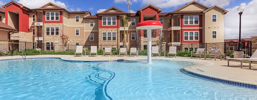 GCRE Construction Announces the completion of Riverview at Calallen in Corpus Christi, Texas