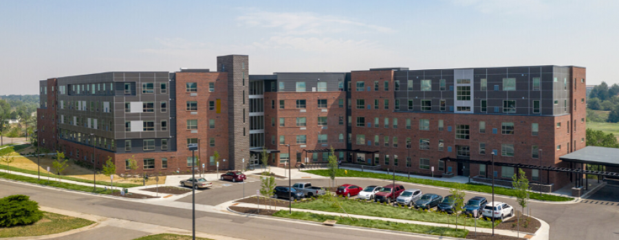Gardner Capital Completes Brand-New Affordable Housing Project in Aurora