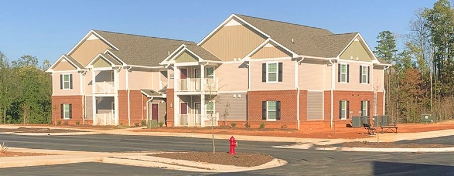 Gardner Capital Completes New Affordable Living Complex in Lexington