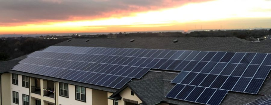 Gardner Capital Makes Sustainable Energy Commitment for Entire Housing Portfolio by 2025