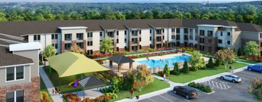 Gardner Capital Completes New 90 Unit Affordable Living Complex in Hurst, TX